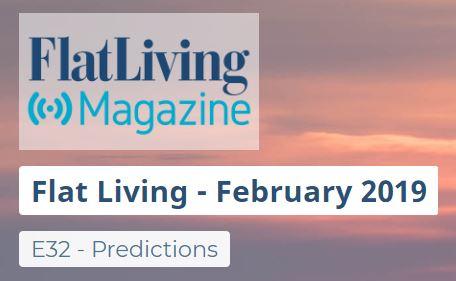 Flat Living Magazine February 2019